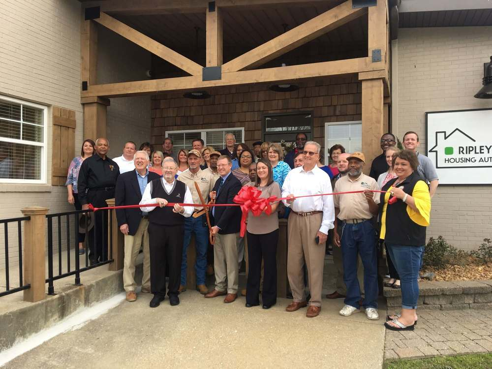 Open House and Chamber of Commerce Ribbon Cutting